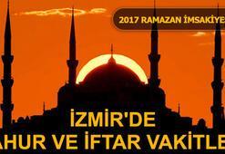 İzmir iftar saati kaçta İşte İzmir için iftar saatleri