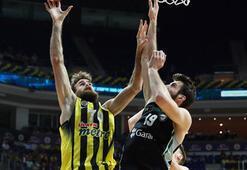 Fenerbahçe-Darüşşafaka Doğuş: 94-72