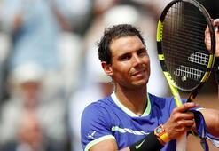 Djokovic ve Nadal turladı