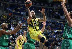 Fenerbahçe - Darüşşafaka Doğuş: 77-69