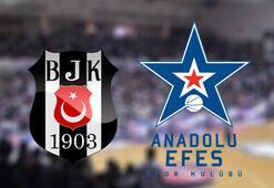 Beşiktaş Anadolu Efes maçı ne zaman saat kaçta hangi kanalda