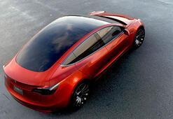 Tesla Model 3 100 kilometre hıza 5.6 saniye içinde ulaşabilecek