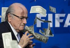 Blatterin maaşı açıklandı