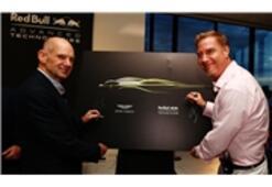 Aston Martin ve Red Bull Araba Yapıyor