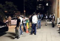 Mardin'de polise  saldırı: 1 yaralı