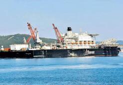 'TürkAkım' gemisi Karadeniz yolunda
