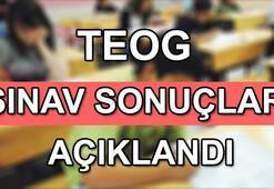 TEOG sınav sonuçları E-okulda erişime açıldı E-okul TEOG sınav sonuçları sorgulama