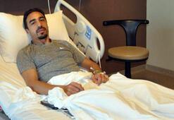 Sivassporda İbrahim Öztürk ameliyat oldu