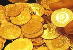 Gram altın fiyatı güne yatay seyirle başladı Çeyrek altın fiyatları ise...