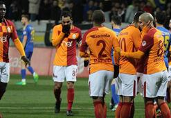 Bucaspor - Galatasaray: 0-3 (İşte maçın özeti)