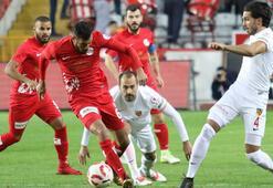 Antalyaspor - Kayserispor: 0-2
