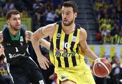 Fenerbahçe - Darüşşafaka Doğuş: 95-81