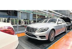 Mercedes'e Uber sipariş
