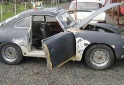 1955 model Porschenin mucize değişimi