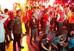 Antalyaspora Avrupa şoku