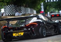 McLaren P1 LM pist rekorunu ele geçirdi
