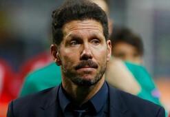 Atletico Madride transfer yasağı Transferler oynayamayacak...
