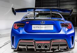 Subaru BRZ STI 8 Haziranda duyurulacak