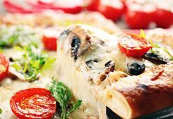 Bayat Ramazan pidesinden pizza yapalım