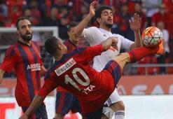 Mersin İdman Yurdu-Gaziantepspor: 0-0