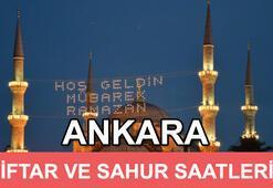 Ankara sahur saat kaçta olacak - 2017 Ankara iftar ve sahur vakitleri