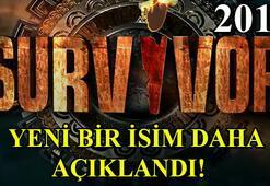 Survivor 2018 yarışmacıları - Survivora o isimde gidiyor