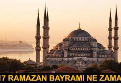 Ramazan bayramı hangi güne denk geliyor (Bayram tatili kaç gün olacak)