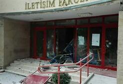 Cebeci Kampüsünde kavga; 3 yaralı, 33 gözaltı
