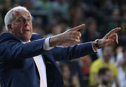 Obradovic: Çok iyi basketbol oynadık