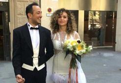 Sarp Apak ile Bengisu Uzunöz evlendi