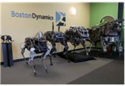 Google, Boston Dynamics'i Satabilir