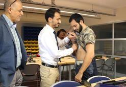 Türk öğrencilerden askerlerin hayatını kurtaracak buluş