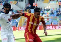 Kayserispor - Medipol Başakşehir: 1-0