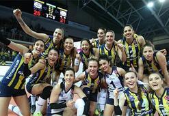 Fenerbahçede 6 voleybolcunun sözleşmesi yenilendi