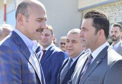 İçişleri Bakanı Soylu Mardinde