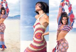 Plaj modasına Çingene dokunuşu