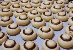 Mantar kurabiye tarifi - yapımı nasıl Nişastalı - nişastasız mantar kurabiye yapılışı