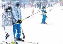 Kayak merkezleri sömestr tatiline hazır