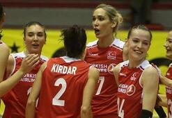 Türkiye-Karadağ: 3-0