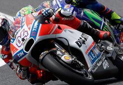 MotoGPde Doviziosodan sezonun ilk galibiyeti
