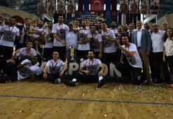 Şampiyon Sakarya Büyükşehir Basket oldu