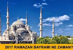 Ramazan Bayramına kaç gün kaldı (Bayram tatili kaç gün olacak)