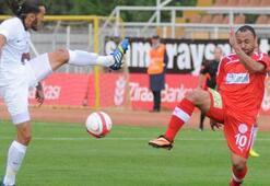 Körfez - Antalyaspor: 1-2