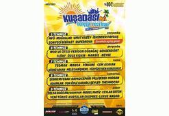 Kuşadası Gençlik Festivali 5-9 Temmuzda