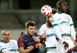Medipol Başakşehir - Giresunspor: 2-1