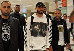 Real Madridli Benzema İstanbulda