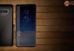 Galaxy Note 9un ilk konsept videosu ortaya çıktı