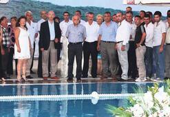 Bayraklı'da kadın ve ailelere havuz