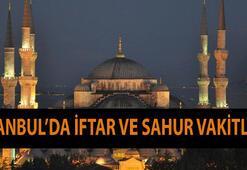 İstanbul bugün iftarı saat kaçta açacak - İşte 7 Haziran İstanbul iftar vakitleri