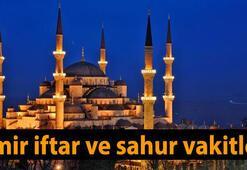 İzmirde bugün iftar  saat kaçta - İşte İzmir iftar ve sahur vakitleri